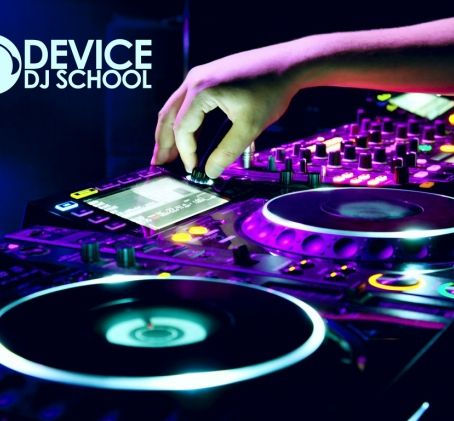 "Курсы ди-джеев ""White"" от Device DJ School"