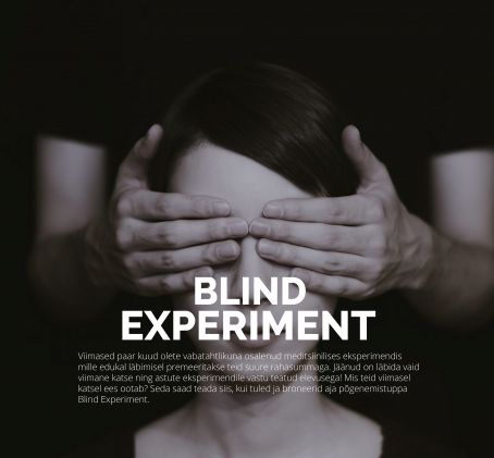 Blind Experiment või Cannibal Hannibal