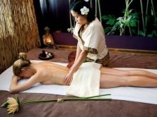 Thai Rose Spa пакет «Романтика»