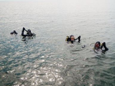 PADI Discover Scuba Diving avavees