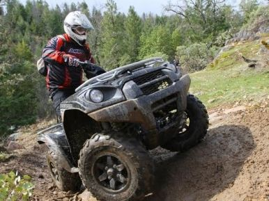 2-tunnine ATV safari