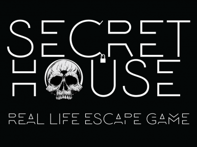 Secret House - real life escape game