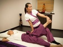 Thai Orchid SPA Традиционный тайский массаж 60 мин
