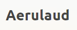 Aerulaud